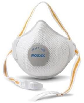 Moldex 340801 stofmasker FFP3 R D met uitademventiel