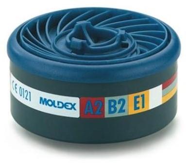 Moldex 950001 gas- en dampfilter A2B2E1