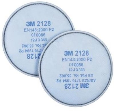 3M 2128 stoffilter P2 R