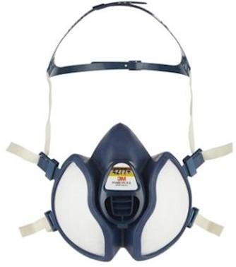 3M 4277+ FFA1B1E1-P3 R D halfgelaatsmasker