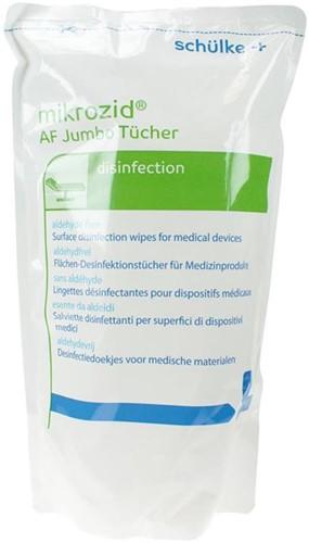 Mikrozid AF Tissues Jumbo 20x27cm Refill