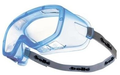Bollé Coverall COVARSI ruimzichtbril met ventilatie