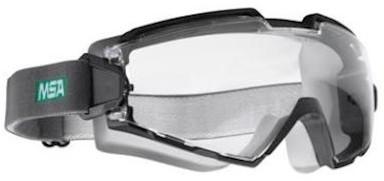 MSA ChemPro ruimzichtbril met OptiRock coating