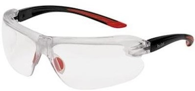 Bollé IRI-S veiligheidsbril met +1.5 leesgedeelte
