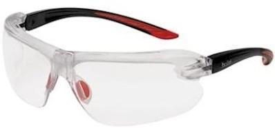 Bollé IRI-S veiligheidsbril met +2.0 leesgedeelte