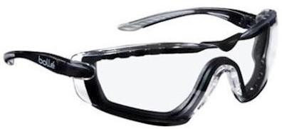 Bollé Cobra veiligheidsbril met foamrand