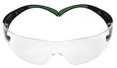 3M SecureFit SF400 veiligheidsbril met +2.0 leesgedeelte