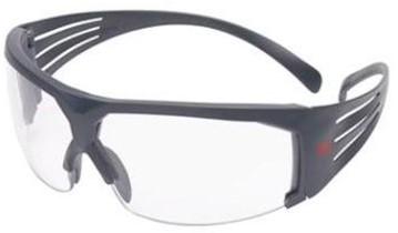 3M SecureFit SF600 veiligheidsbril met AF-coating - antikras/antidamp (as)/(af)