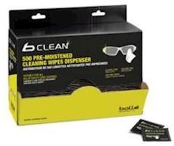 Bollé PACW500 dispenser met reinigingsdoekjes