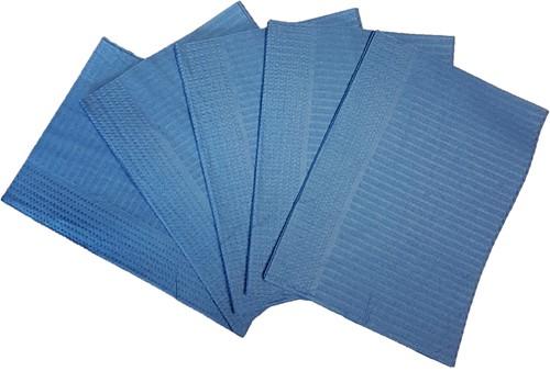 Medicom Patientservetten Donker Blauw