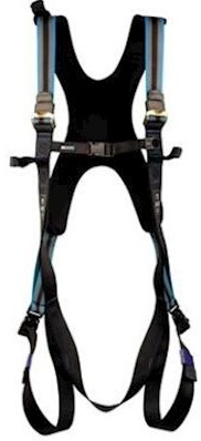 M-Safe 4014 Premium harnas 3D, maat L/XL