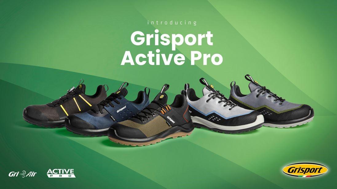 Nieuw: Grisport Active Pro