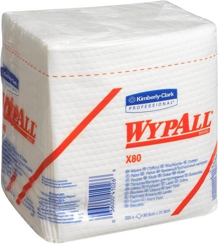 Wypall X80 Poetsdoeken 8388