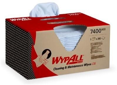 Wypall L20 7400 Extra Poetsdoek BRAG
