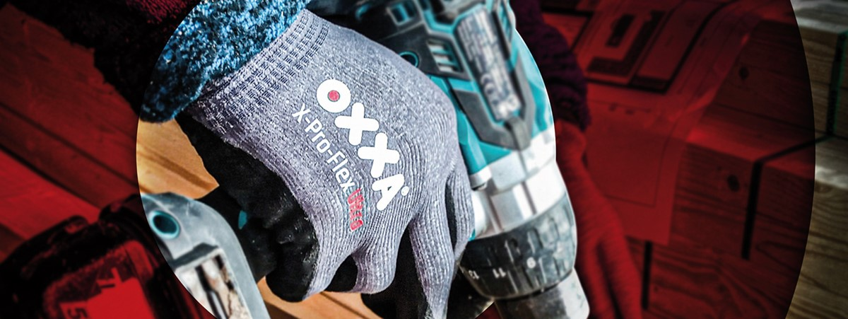 De OXXA® X-Pro-Flex Ultra 51-293 handschoen