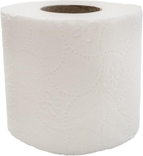 Toiletpapier Cellulose (12x4) 2-laags