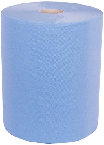 Maxirol Cellulose 2-laags (37cmx1.000 doeken) 2 stuks