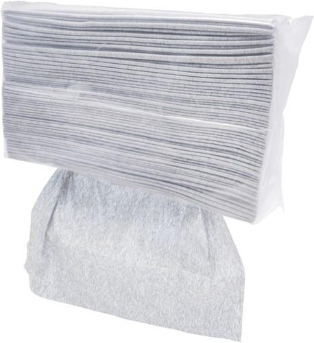 Multicloth doek gevouwen