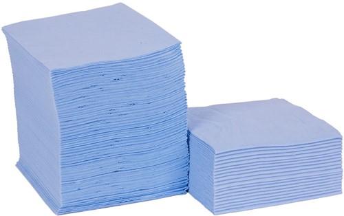 Sopdoeken blauw