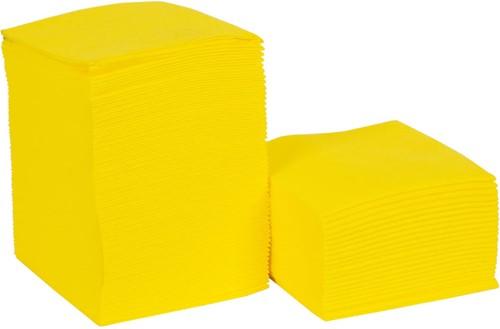 Sopdoeken geel