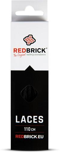 Redbrick veters zwart 110 cm